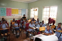 Kambui School for the Deaf, Standard 2