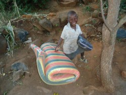 Doughlas, Baringo, Donyo, Kenia, new home