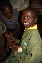 Peter, Mithini Ithanga, Kenia, School