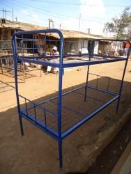 Gatanga, Kenia, de winkel waar de bedden gekocht werden