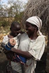 Catherine, Baringo, Donyo Area, Kenia