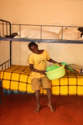 Samuel, bedroom Gatanga Furaha Children's Centre