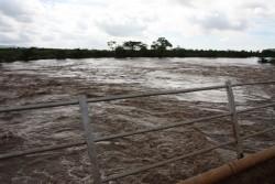 Wateroverlast Kenia, Donyo