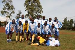 Donyo Sabuk Primary School, voetbalveld toernooi Harman Odhiambo