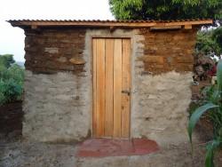 Anthony's huisje, Baringo, Kenya