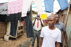Werkbezoek C4L sloppenwijk Korogocho, partner Nyoda, mei 2013