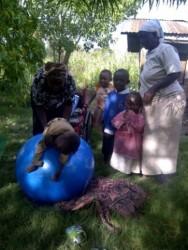 Paul, Esther Mbithe, Ndulya, Kenia, crisis hulp, gezondheidszorg