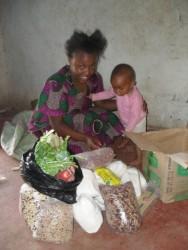 Grace en Ellen, Ndulya, Kenia