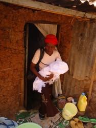 Mathare 4, Nairobi, Kenia, crisis hulp, medische zorg, Blessing Circle4life