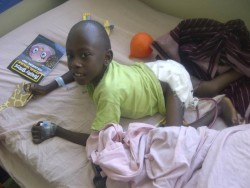 Felix, Kijabe Hospital, Rift Valley, Kenya, crisis aid, medical aid, special need children