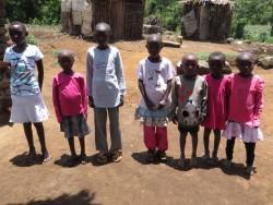 Kinderen Francisca, Baringo, Kenya, family empowerment, donation Netherlands, Circle4life Kenya