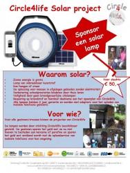 Help ons de kerosine en parafine lampjes in Kenia te vervangen door de Niwa Multi 300 XL solar lampen! Energie is in de gebieden waar stichting Circle4life werkt niet aanwezig en in de plaatsen waar dat er wel is, valt het geregeld uit. Daarom wordt er veel gebruik gemaakt van kerosine of parafine lampjes. Zowel kerosine als parafine is zeer schadelijk voor mens en milieu, ongezond, onveilig en duur. De  Niwa Multi 300 XL solar lamp is een solide, helder licht gevende lamp werkend op zonne-energie.  De lamp
