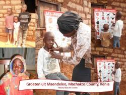 Update activiteiten Circle4life Kenia - Nieuwsbrief 10 - 7 augustus 2014