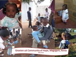 MaryGrace, Community of Hope, Magogoni, vulnerable children, crisis aid Circle4life Kenya