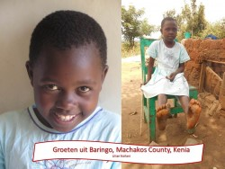 Lilian Nzilani, Baringo, Kenya, medical assistance, vulnerable children, Circle4life Kenya