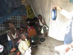 Solar project, Donyo Sabuk, Kenya, crisis aid, family empowerment