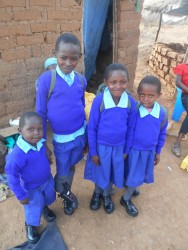Support on education, Circle4life CBO Kenya, stichting Circle4life