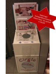 Albert Heijn De Aarhof sponsort Circle4life, statiegeldbonnenactie