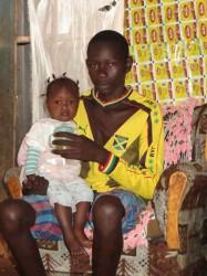 Een beroepsopleiding voor Jozephat, hij wil graag timmerman worden, Kiandutu sloppenwijk, Thika, Kenia