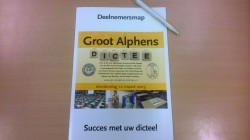 Het dictee, GAD Alphen aan den Rijn, initiatief Soroptimistclub International Alphen aan den Rijn, Circle4life