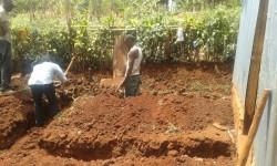 Home construction, crisis aid, family empowerment, Circle4life Kenya, Gatanga, Waweru