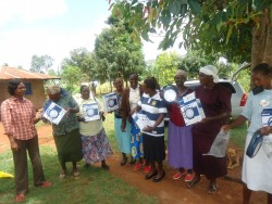Solar lampen project, Circle4life, UWEP, Kamahuha, Donyo Sabuk, Kenia