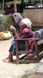 Oma Priscilla (86), Mithini, Kenya