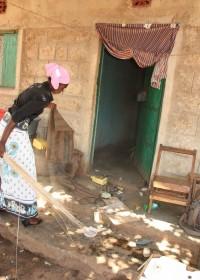 Donyo Sabuk, home of Marieta Muteo