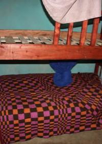 Bed, Marieta Muteo, Donyo Sabuk, Kenya