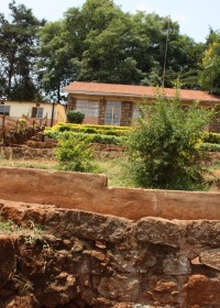 Kambui school for the deaf, Kiambui, Kenia
