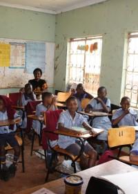 Kambui School for the Deaf, Standard 2