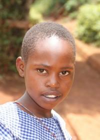 Susan Kanini, het dove meisje uit Donyo Sabuk, Kenia
