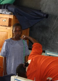 Kambui School for the Deaf, vocational training