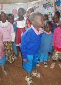 Donyo Coffee Primary School, Baringo, Doughlas Nursery