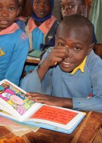 Donyo Coffee Primary School, Baringo, Kenia