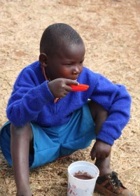 Baringo, Donyo Coffee Primary School, schoolfeeding program