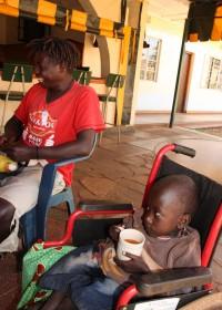 Felix, Donyo, Kenia, Fanta
