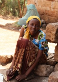 Rose, Ndulya, Donyo Sabuk Area, Kenya