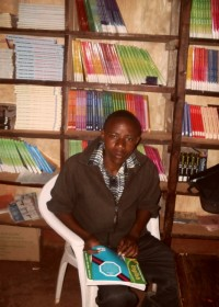 Anthony, Remedial Class DISC, Donyo Sabuk, Kenia