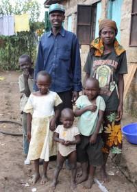 Turkana gezin, riots, gevlucht, onderwijs