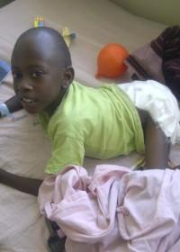 Felix, Kijabe, medische zorg, Circle4life, kinderen met beperking