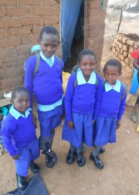 Support on education, Circle4life CBO Kenya, stichting Circle4life