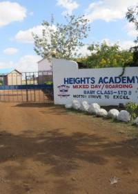 Kevin Johanna zal als alles goed gaat in maart naar Heights Academy gaan, Kiandutu sloppenwijk, Thika, Kenia, Circle4life, education