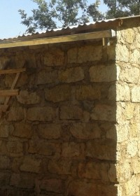 Home Construction for ill father, Donyo Sabuk Kenya, Circle4life