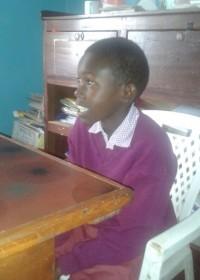 Kevin in gesprek met het schoolhoofd, Heights Academy, onderwijs, Circle4life Kenia
