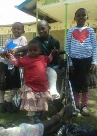 Onesmus Musyoki, medical aid, crisis aid, family empowerment, Circle4life CBO, stichting Circle4life