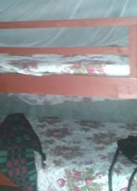Het stapelbed met klamboe voor de kinderen, family empowerment, Circle4life Kenia, John, Donyo Sabuk