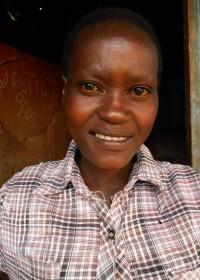 Patricia, overleden op 24 april 2015, aan de gevolgen van hersenvliesontsteking en longontsteking. Medical aid Circle4life, Kenia