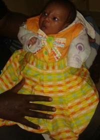 Irene Mbithe Nthambi is een van de baby's die nieuw in het programma zijn opgenomen. Irene werd op 1 mei geboren. Haar moeder is geestelijk niet in orde en is door misbruik zwanger geraakt. Omdat het niet doordringt tot de moeder dat het kindje gevoed en verzorgd moet worden en de kleine Irene hele dagen alleen in huis lag in alleen een doek, is in overleg met diverse instanties het kindje in een kindertehuis geplaatst. Circle4life gaat de kleine Irene ondersteunen met de babyvoeding en andere bijkomende za