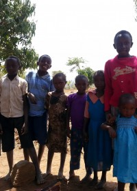 De kinderen van Francisca, Baringo, Kenia, family empowerment, education, Circle4life Kenya
